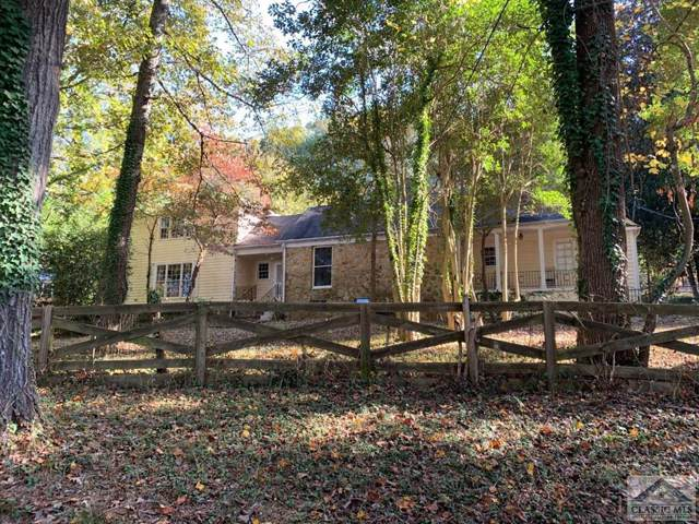 120 Plum Nelly Road, Athens, GA 30606 (MLS #972025) :: Athens Georgia Homes