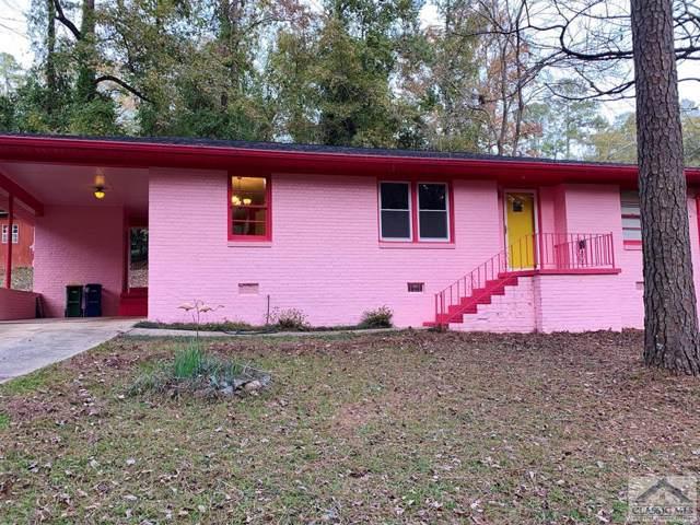 235 Riverside Drive, Athens, GA 30606 (MLS #972283) :: Athens Georgia Homes