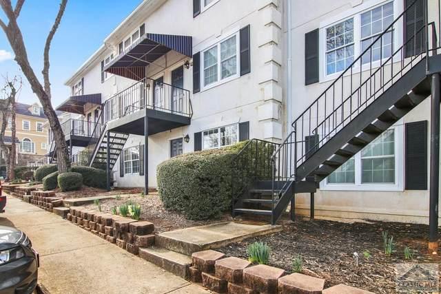 188 Williams Street #5, Athens, GA 30605 (MLS #973544) :: Athens Georgia Homes
