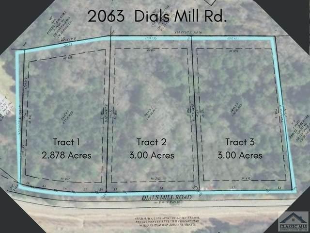 2063 Dials Mill Road #2, Statham, GA 30666 (MLS #973726) :: Team Reign