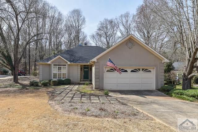 275 Woodhaven Pkwy, Athens, GA 30606 (MLS #973732) :: Todd Lemoine Team