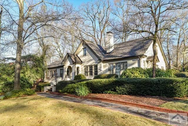 197 Southview Drive, Athens, GA 30605 (MLS #974001) :: Signature Real Estate of Athens