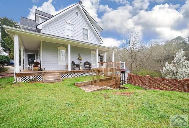 202 Plantation Road, Bishop, GA 30621 (MLS #974043) :: Team Reign