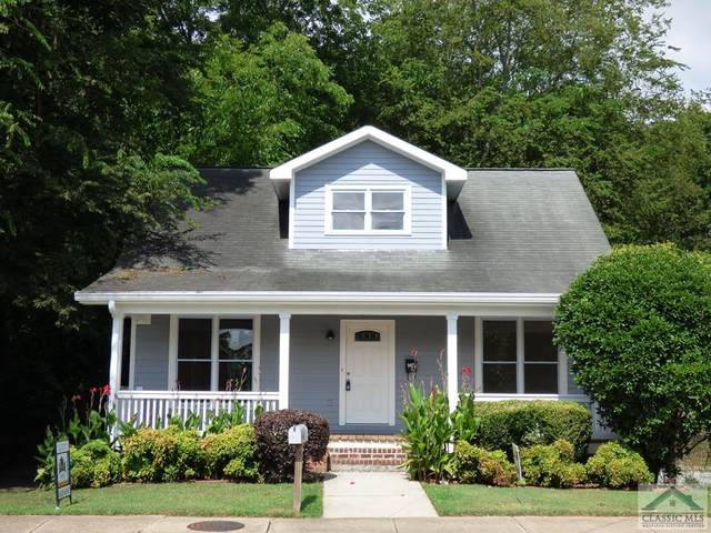 947 Chase Street N, Athens, GA 30601 (MLS #974365) :: Signature Real Estate of Athens
