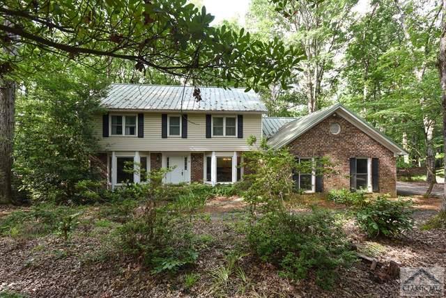 166 Beaver Trail, Athens, GA 30605 (MLS #974386) :: Signature Real Estate of Athens