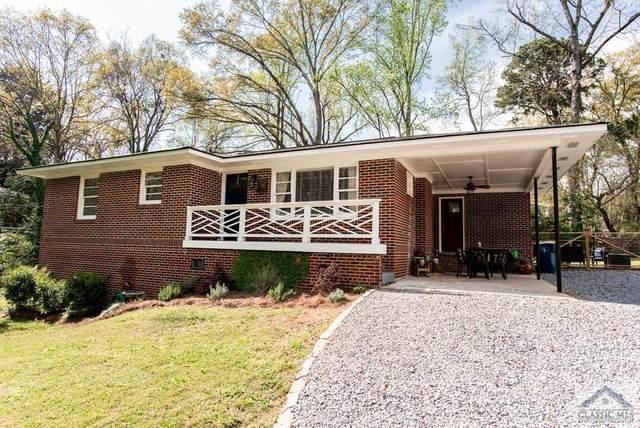 540 Pine Needle Road, Athens, GA 30606 (MLS #974455) :: Athens Georgia Homes