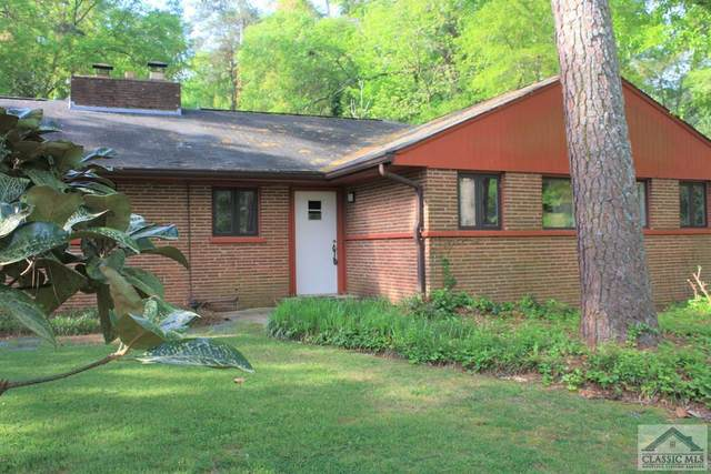 123 Fortson Drive, Athens, GA 30606 (MLS #974659) :: Athens Georgia Homes