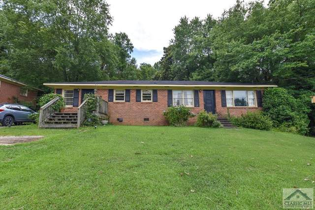 813 Forest Heights Drive, Athens, GA 30606 (MLS #976086) :: Athens Georgia Homes