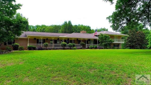 602 Yancey, Arnoldsville, GA 30619 (MLS #976172) :: Team Reign