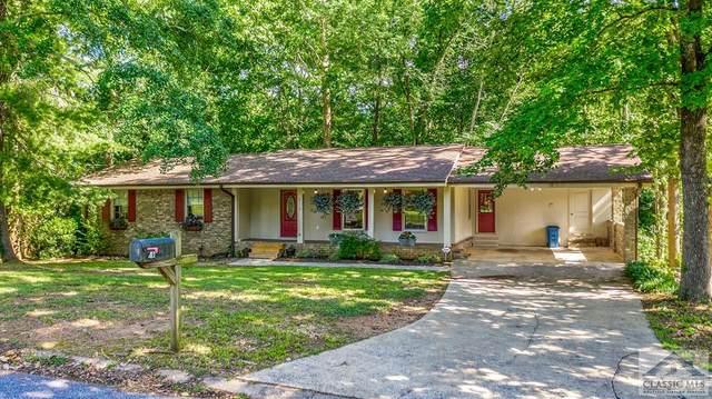 218 Cavalier Road, Athens, GA 30606 (MLS #976333) :: Signature Real Estate of Athens