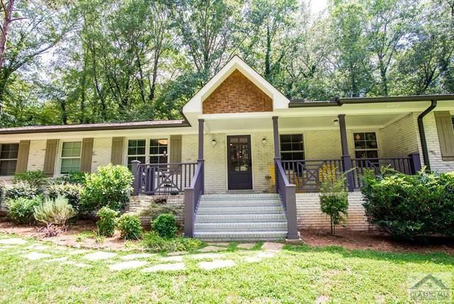 180 Duncan Springs, Athens, GA 30606 (MLS #976645) :: Athens Georgia Homes
