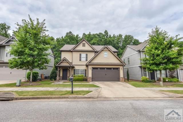 616 Creek Pointe Drive, Athens, GA 30606 (MLS #976648) :: Team Cozart