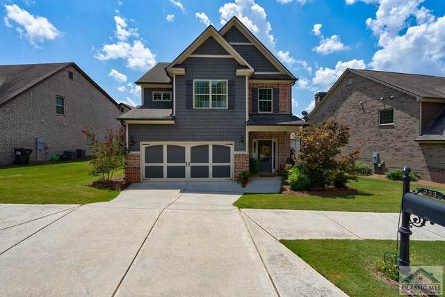 233 Towns Walk Drive, Athens, GA 30606 (MLS #976792) :: Signature Real Estate of Athens