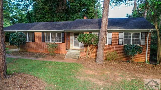135 Pine Valley Drive, Athens, GA 30606 (MLS #976911) :: Todd Lemoine Team
