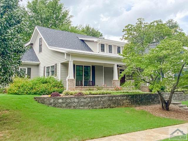 380 Talmadge Drive, Athens, GA 30606 (MLS #977022) :: Signature Real Estate of Athens