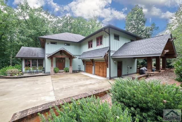 1010 Briar Lakes Court, Watkinsville, GA 30677 (MLS #977169) :: Signature Real Estate of Athens