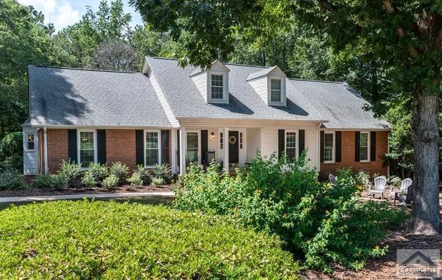 1560 Spartan Lane, Athens, GA 30606 (MLS #977221) :: Signature Real Estate of Athens