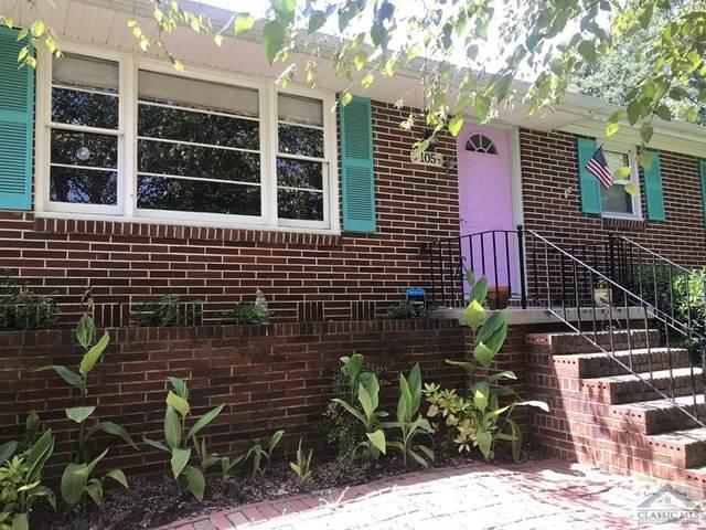 105 Westover Drive, Athens, GA 30606 (MLS #977365) :: Keller Williams
