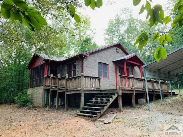 508 Mason Mill Road, Danielsville, GA 30633 (MLS #977368) :: Signature Real Estate of Athens