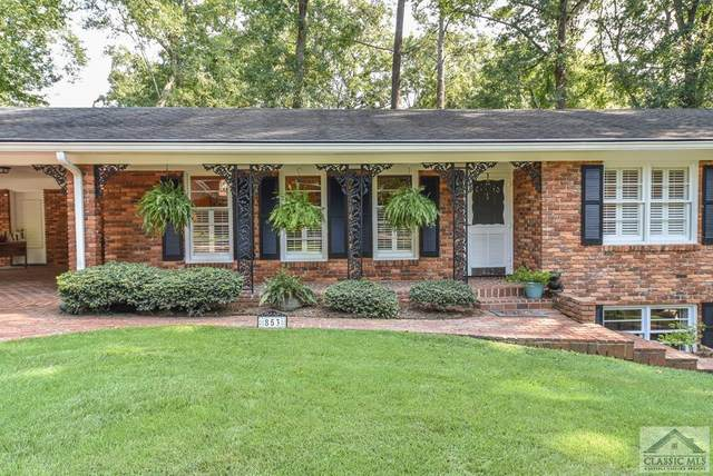 853 Bobbin Mill Road, Athens, GA 30606 (MLS #977461) :: Signature Real Estate of Athens