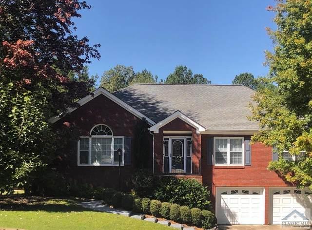 1121 Timber Ridge Road, Watkinsville, GA 30677 (MLS #977472) :: Signature Real Estate of Athens