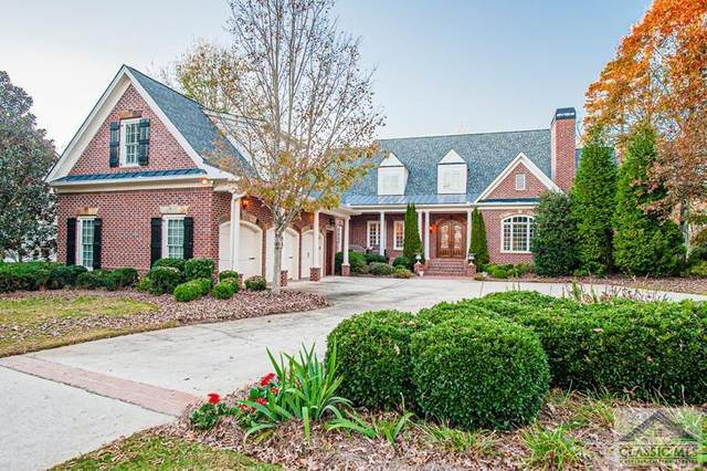 1467 Georgia Club Drive, Statham, GA 30666 (MLS #978484) :: Team Cozart