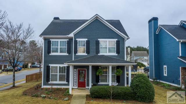 1011 Fair Hill Drive, Bogart, GA 30622 (MLS #979799) :: Signature Real Estate of Athens