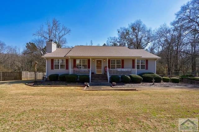 132 Weatherly Woods Circle, Winterville, GA 30683 (MLS #979933) :: Signature Real Estate of Athens