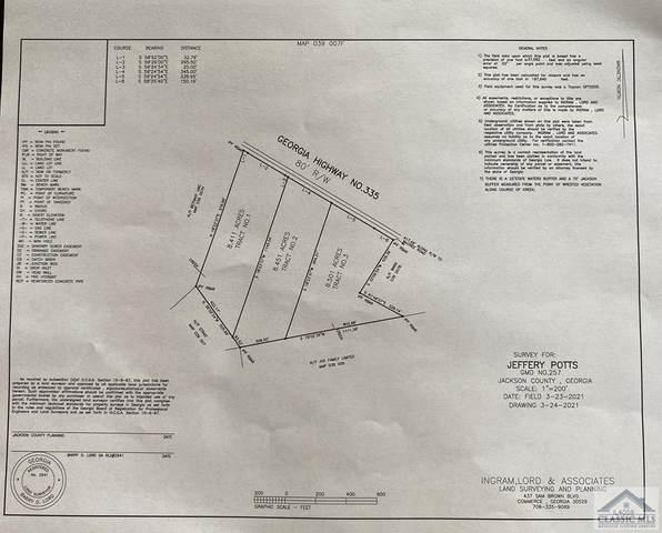 0A Brockton Road #1, Jefferson, GA 30549 (MLS #980220) :: Signature Real Estate of Athens