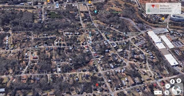 232 Vine Street, Athens, GA 30601 (MLS #980442) :: Signature Real Estate of Athens