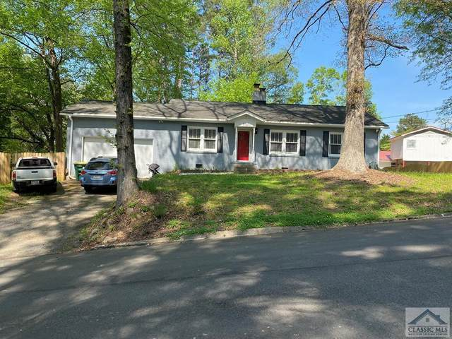 102 Riverside Drive, Athens, GA 30606 (MLS #980916) :: Signature Real Estate of Athens