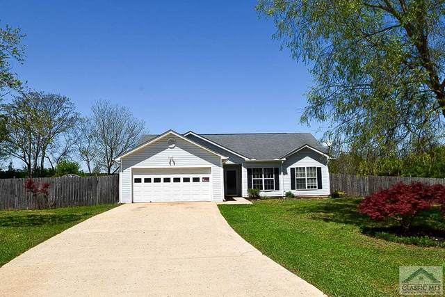 1322 Crestview Road, Winder, GA 30680 (MLS #980947) :: Team Cozart