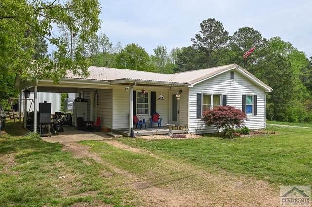 554 Diamond Hill Road, Colbert, GA 30628 (MLS #980983) :: Keller Williams