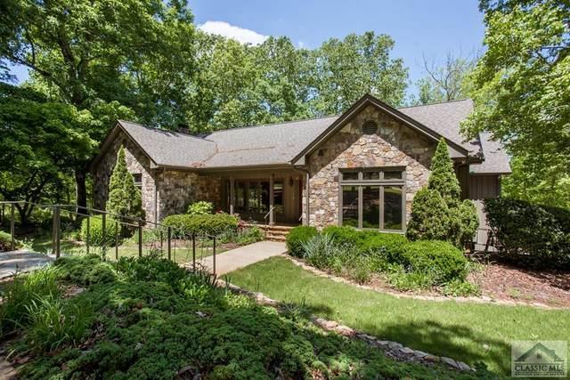1100 Tanglebrook Drive, Athens, GA 30606 (MLS #981021) :: Signature Real Estate of Athens