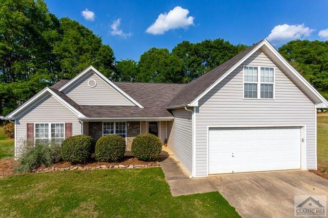 438 Kiley Drive, Hoschton, GA 30548 (MLS #981129) :: Signature Real Estate of Athens