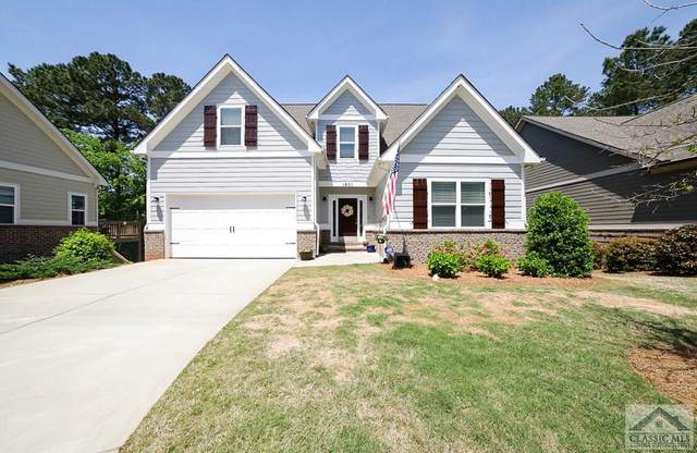 1801 Grove Park Lane, Watkinsville, GA 30677 (MLS #981140) :: Signature Real Estate of Athens