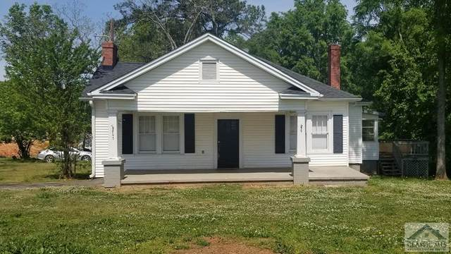 165 General Daniel Avenue N, Danielsville, GA 30633 (MLS #981207) :: Team Cozart