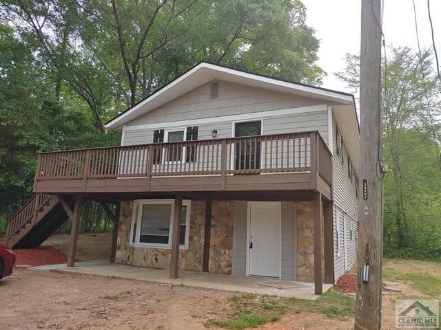 145 Sandy Springs Drive, Athens, GA 30601 (MLS #981268) :: Athens Georgia Homes