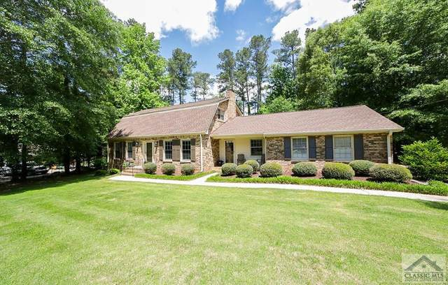 309 Sandstone Drive, Athens, GA 30605 (MLS #981391) :: Athens Georgia Homes
