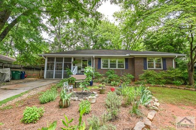 145 Mathews Avenue, Athens, GA 30606 (MLS #981481) :: Signature Real Estate of Athens