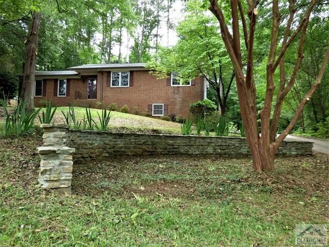 1061 Collier Creek Road, Watkinsville, GA 30677 (MLS #981526) :: Athens Georgia Homes
