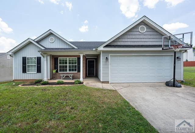 345 Sarah Drive, Athens, GA 30606 (MLS #982201) :: Team Cozart