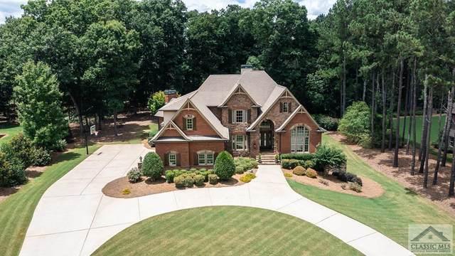 1554 Shenandoah Drive, Watkinsville, GA 30677 (MLS #982344) :: Team Reign