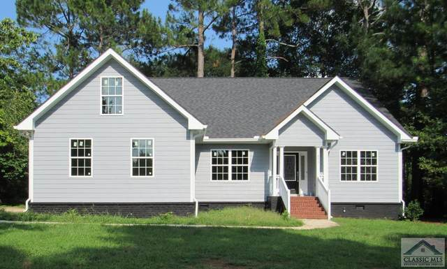 495 Crestwood Drive, Athens, GA 30605 (MLS #982530) :: Todd Lemoine Team
