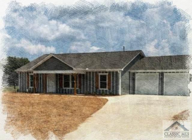 Lot 18 Terrace Circle, Lexington, GA 30648 (MLS #983340) :: Signature Real Estate of Athens