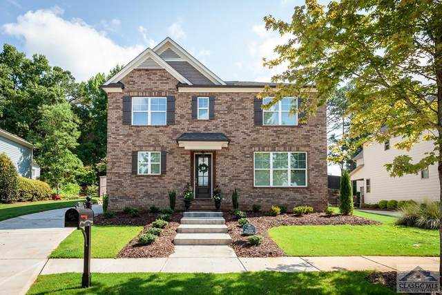 357 Edgewater Drive, Athens, GA 30605 (MLS #983487) :: EXIT Realty Lake Country