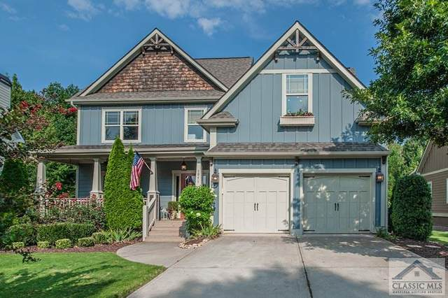 1071 Cobblestone Way, Bogart, GA 30622 (MLS #983580) :: Signature Real Estate of Athens