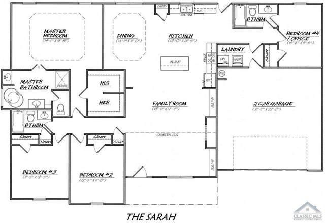 390 Kinsley Way, Statham, GA 30666 (MLS #983710) :: Signature Real Estate of Athens