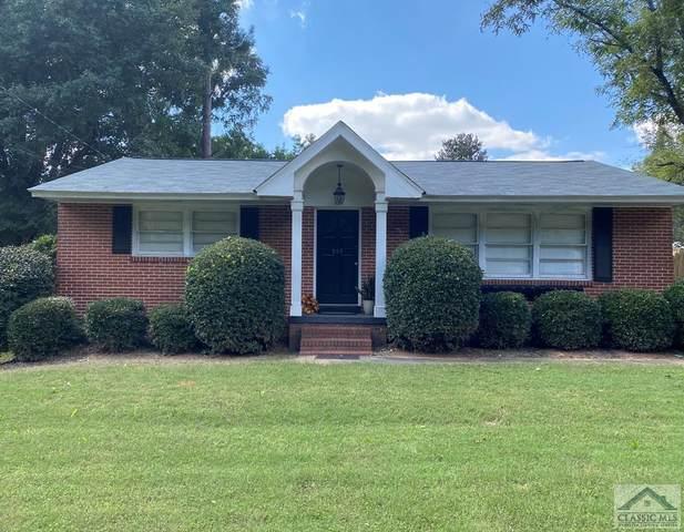 265 Willow Run, Athens, GA 30606 (MLS #983729) :: Signature Real Estate of Athens