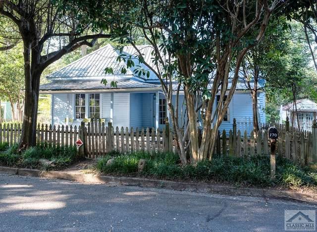 170 Nantahala Ext, Athens, GA 30601 (MLS #983940) :: Todd Lemoine Team